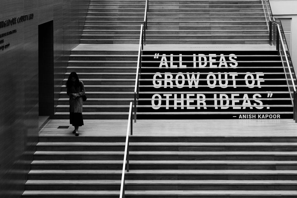 WHERE TO TURN TO FOR FRESH CREATIVE IDEAS